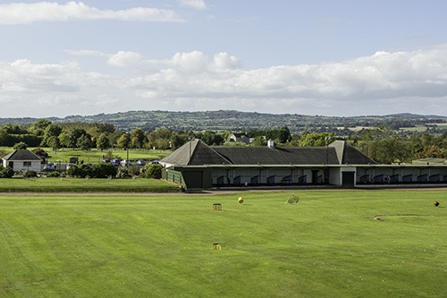 Driving Range Ballyclare at Greenacres Golf Centre