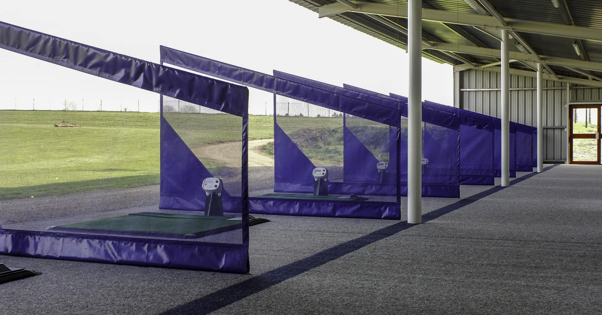 Driving Range Ballyclare, Greenacres Golf Centre