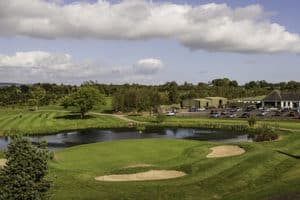 Featured Hole 18 at Greenacres Golf Centre, Ballyclare