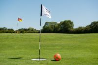 FootGolf - brings together Golf and Football